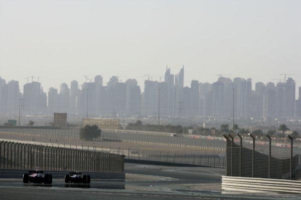 2008 GP2 Asia Series. Testing.Dubai. Dubai Autodrome. 20th January.GP2 Asia visits Dubai. Atmosphere. World Copyright: Alastair Staley/GP2 Series Media Serviceref: _P9O1176