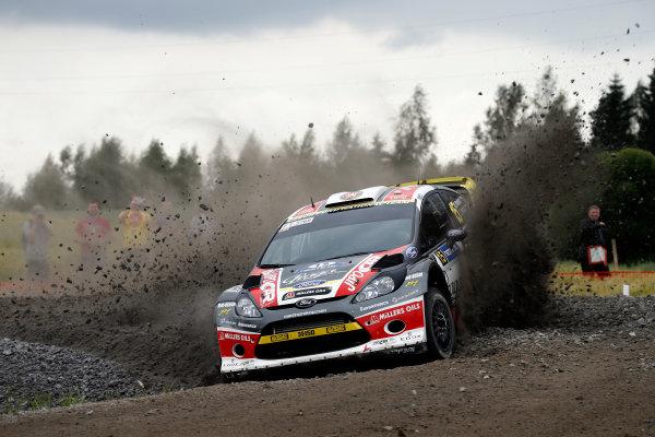 Round 08-Neste Rally Finland 1/8-4/8 2012.Martin Prokop, Ford WRC, Action.Worldwide Copyright: McKlein/LAT