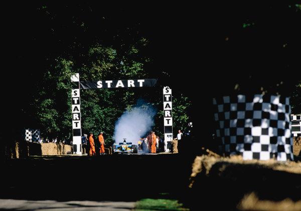 2003 Goodwood Festival of SpeedGoodwood, England. 12th - 13th July 2003World Copyright: LAT Photographicref: 35mm Image 03GFoS19