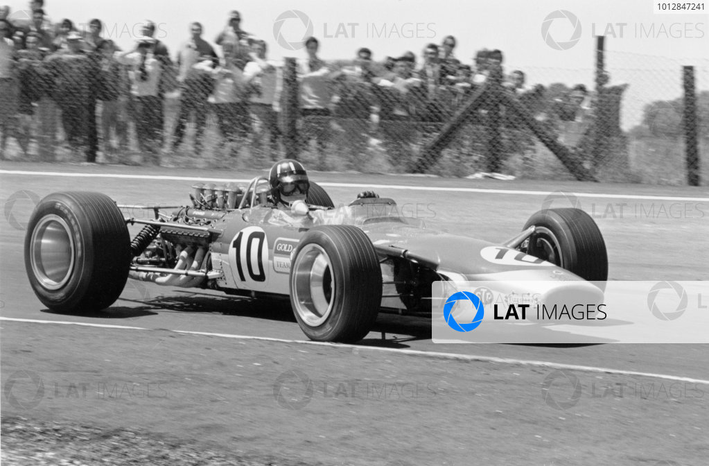 1968 Spanish Grand Prix.