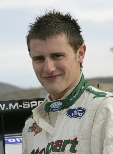 2007 FIA World Rally ChampionshipRound 4Rally Mexico 20078th-11th March 2007Matthew Wilson, Ford, Portrait.Worldwide Copyright: McKlein/LAT