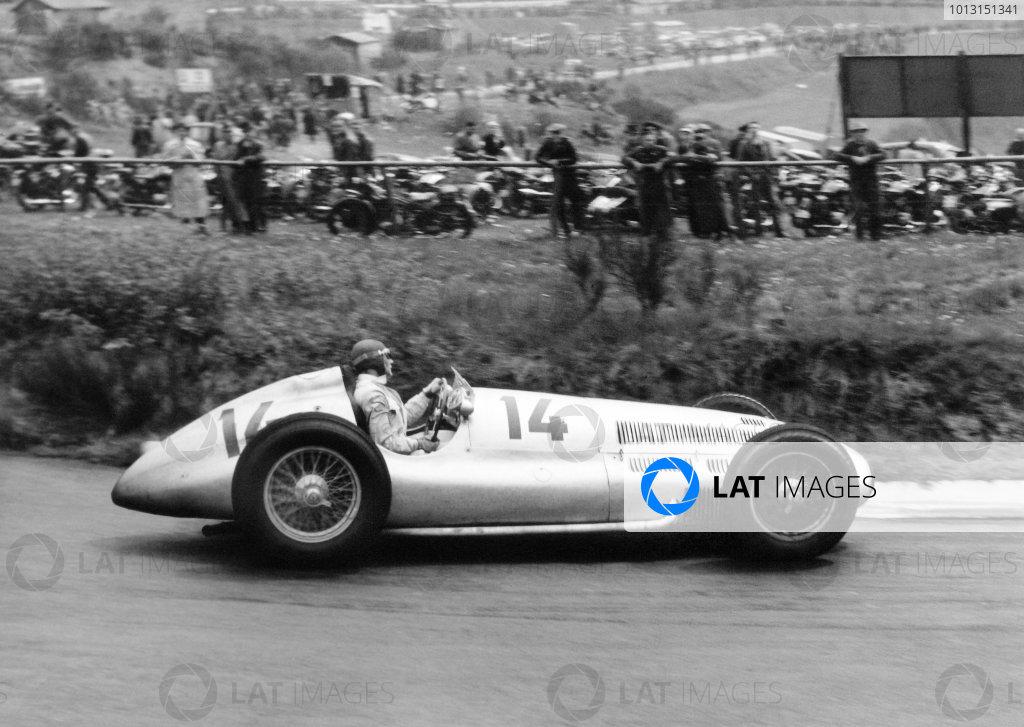 1939 Eifelrennen.