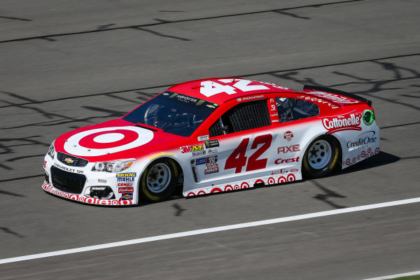 2017 Monster Energy NASCAR Cup Series Auto Club 400 Auto Club Speedway, Fontana, CA USA Friday 24 March 2017 Kyle Larson World Copyright: Barry Cantrell/LAT Images