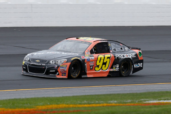 Monster Energy NASCAR Cup Series ISM Connect 300 New Hampshire Motor Speedway Loudon, NH USA Friday 22 September 2017 Michael McDowell, Leavine Family Racing, Procore Chevrolet SS World Copyright: Matthew T. Thacker LAT Images