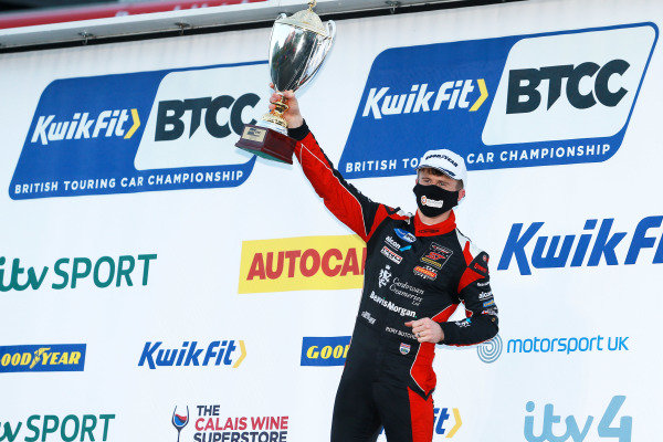 Rory Butcher (GBR) - Motorbase Performance Ford Focus