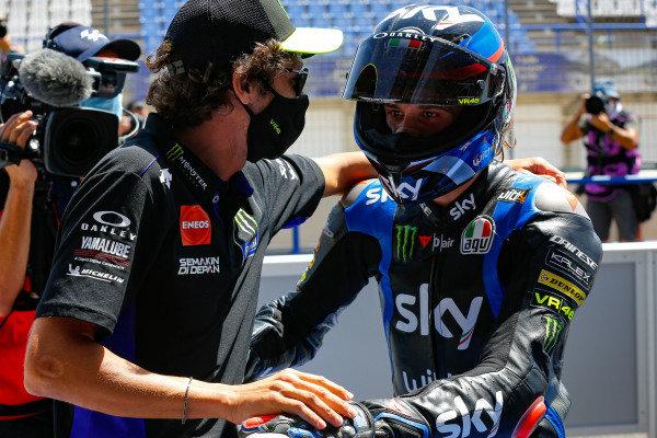 Valentino Rossi, Marco Bezzecchi, Sky Racing Team VR46.