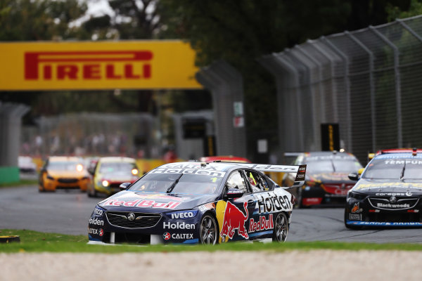 Jamie Whincup, Triple Eight Race Engineering Holden.