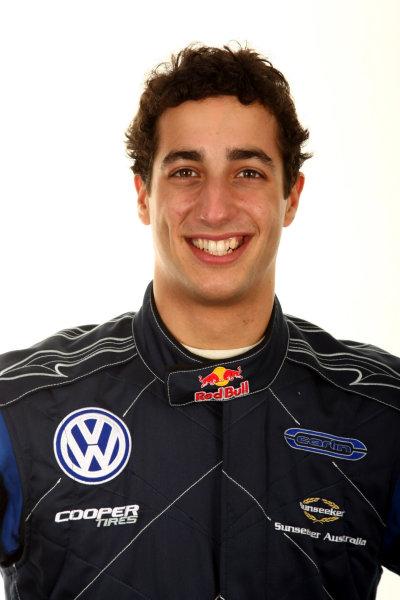 Media Day, Silverstone 31st March,Daniel Ricciardo (AUS) - Carlin Motorsport Dallara VolkswagenWorld Copyright: Ebrey/LAT Photographic