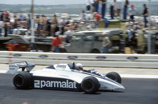 1982 South African Grand Prix.
