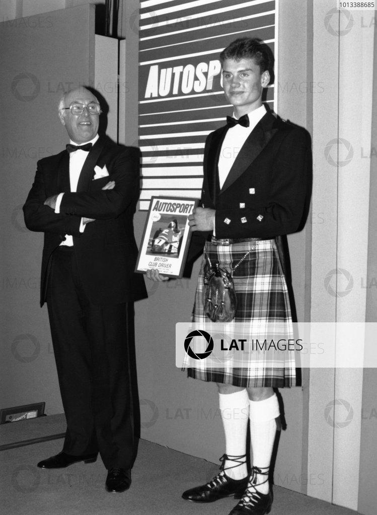 1989 Autosport Awards.