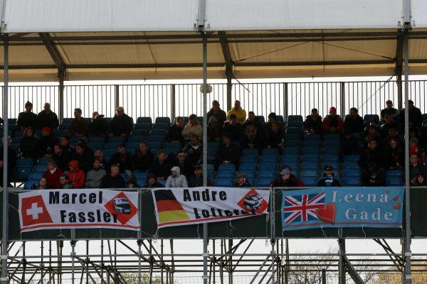 2015 FIA World Endurance Championship, Silverstone, England. 10th-12th April 2015 WEC Fans World copyright. Ebrey/LAT Photographic