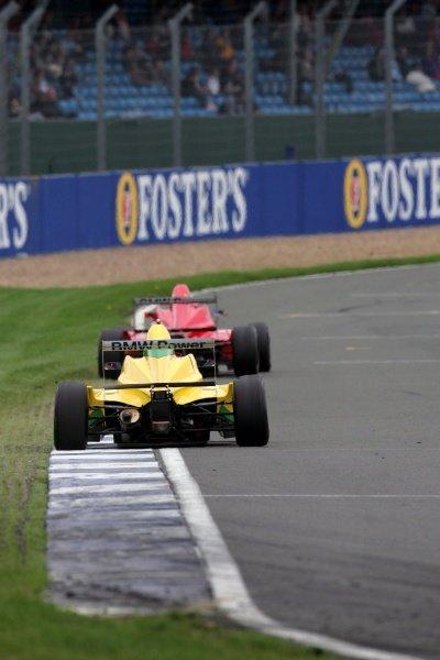 Nathan Antunes (AUS) Motaworld Racing. Formula BMW UK Championship, Rd17 & Rd18, Silverstone, England, 17-18 September 2005. DIGITAL IMAGE