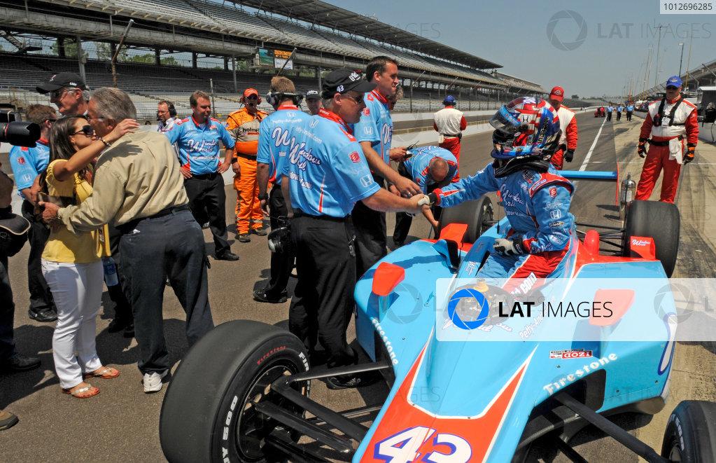 2010 IRL IndyCar Indy 500 Qualifying