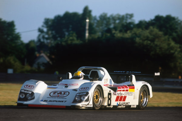Le Mans, France. 15th - 16th June 1996.