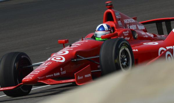 25 May, 2012, Indianapolis, Indiana USADario Franchitti #50 Target Chip Ganassi Racing(c)2012 Dan R. Boyd LAT Photo USA