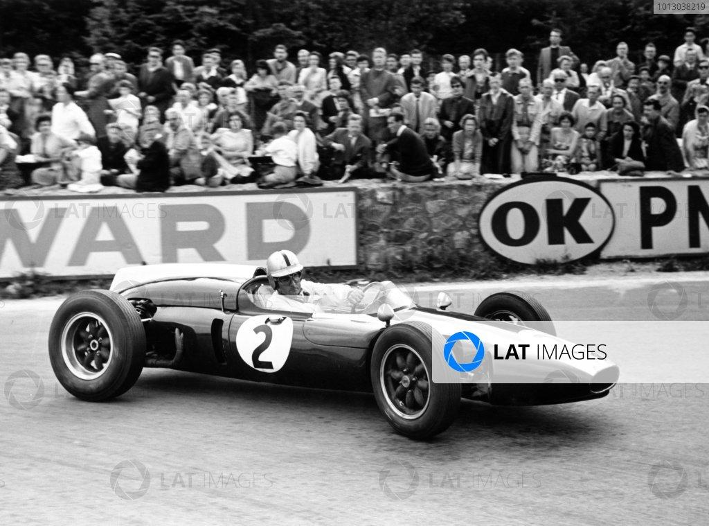 1960 Belgian Grand Prix.