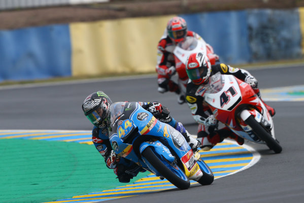 2017 Moto3 Championship - Round 5 Le Mans, France Saturday 20 May 2017 Aron Canet, Estrella Galicia 0,0 World Copyright: Gold & Goose Photography/LAT Images ref: Digital Image 671084