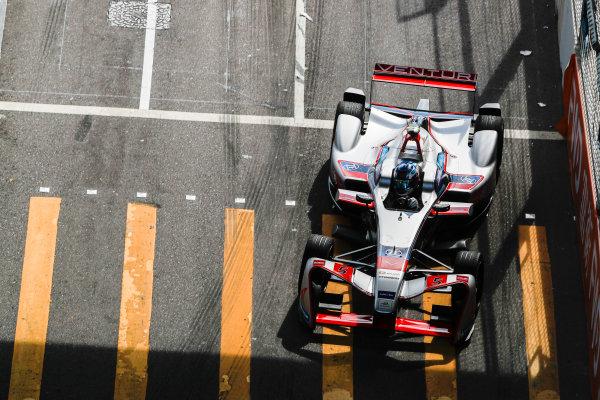 2017/2018 FIA Formula E Championship. Round 1 - Hong Kong, China. Saturday 02 December 2017. Maro Engel (GER), Venturi Formula E, Venturi VM200-FE-03. Photo: Alastair Staley/LAT/Formula E ref: Digital Image _ALS6129
