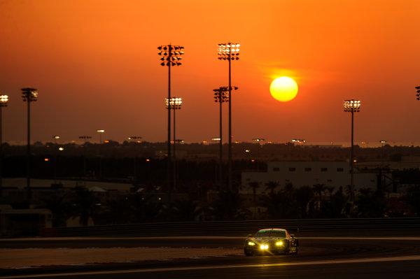 2017 FIA World Endurance Championship, Bahrain International Circuit, Bahrain. 16th-18th November 2017, #98 Aston Martin Racing Aston Martin Vantage: Paul Dalla Lana, Pedro Lamy, Mathias Lauda  World Copyright. JEP/LAT Images