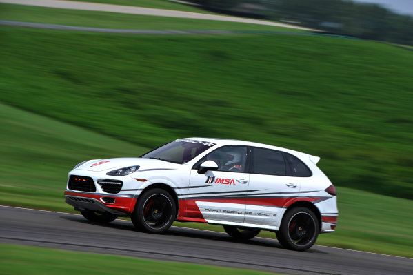 22-24 August 2014, Alton, Virginia USA IMSA Safety Car ?2014, Scott R LePage  LAT Photo USA