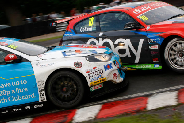 2014 British Touring Car Championship, Oulton Park, Cheshire. 7th-8th June 2104, Jason Plato (GBR) MG KX Clubcard Fuel Save MG6 GT World copyright:  Jakob Ebrey/LAT Photographic
