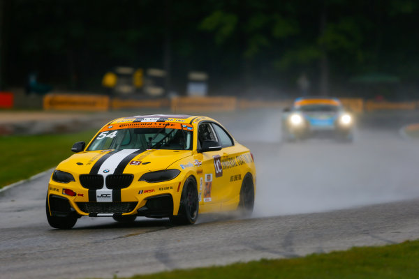 IMSA Continental Tire SportsCar Challenge Road America 120 Road America, Elkhart Lake, WI USA Friday 4 August 2017 54, BNW, BMW 228i, ST, Michael Johnson, Stephen Simpson World Copyright: Jake Galstad LAT Images