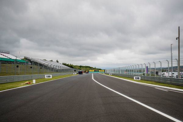 2017 GP3 Series Round 4.  Hungaroring, Budapest, Hungary. Thursday 27 July 2017. A view of the circuit. Photo: Zak Mauger/GP3 Series Media Service. ref: Digital Image _56I0064
