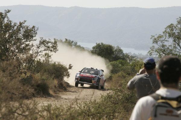 Round 05Rally Argentina 24- 27 of April 2009Dani Sordo, Citroen, WRC, ActionWorldwide Copyright: McKlein/LAT