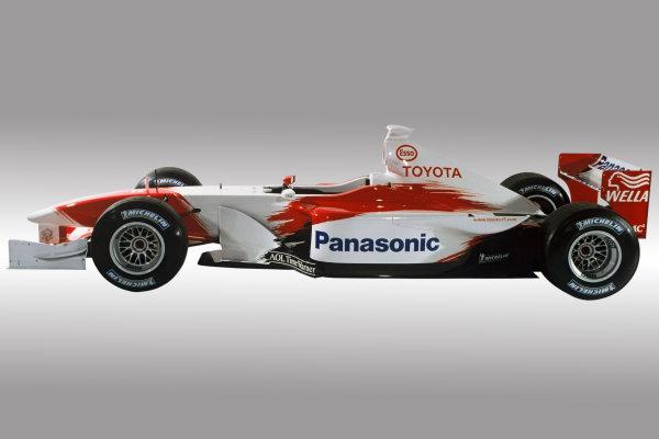 2001 Panasonic Toyota Racing LaunchToyota Factory, Koln, Germany. 17th December 2001.World Copyright: Lat Photographicref: Digital Image Only