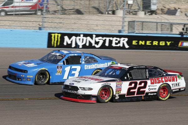 NASCAR XFINITY Roush Fenway Racing, MBM Motorsports Photos