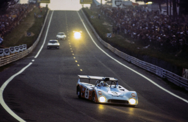 Mike Hailwood / John Watson / Vern Schuppan, Gulf Research Racing, Mirage M6 - Ford Cosworth DFV.