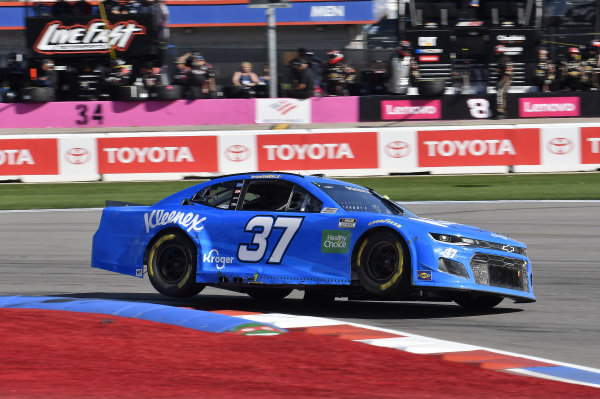 #37: Ryan Preece, JTG Daugherty Racing, Chevrolet Camaro Kleenex