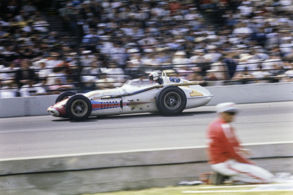 A. J. Foyt, Ansted-Thompson Racing, Watson Offenhauser.