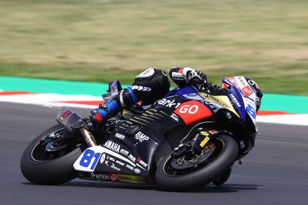 Manuel Gonzalez, Yamaha ParkinGO Team.