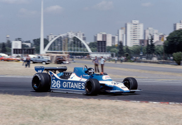 1979 Argentinian Grand Prix.