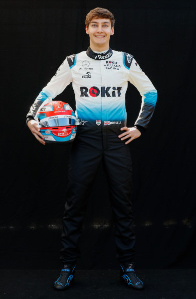 George Russell, Williams Racing