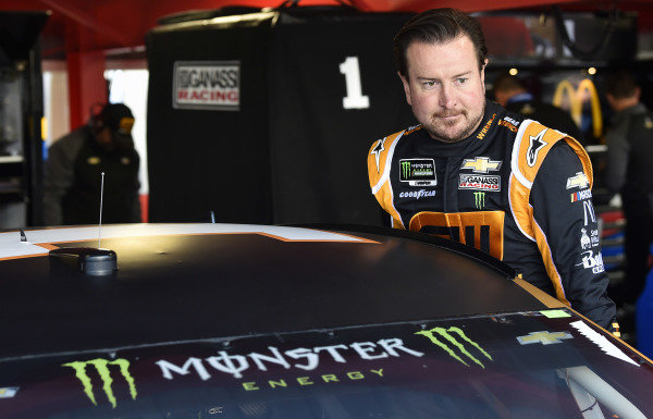 #1: Kurt Busch, Chip Ganassi Racing, Chevrolet Camaro GEARWRENCH/Monster Energy