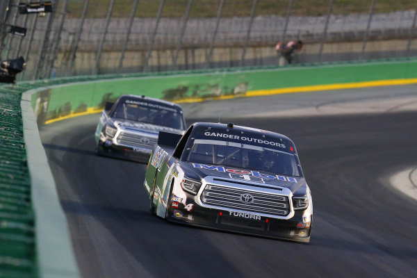 #4: Todd Gilliland, Kyle Busch Motorsports, Toyota Tundra Mobil 1