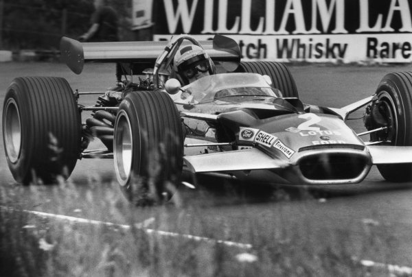 Nurburgring, Germany. 3 August 1969.