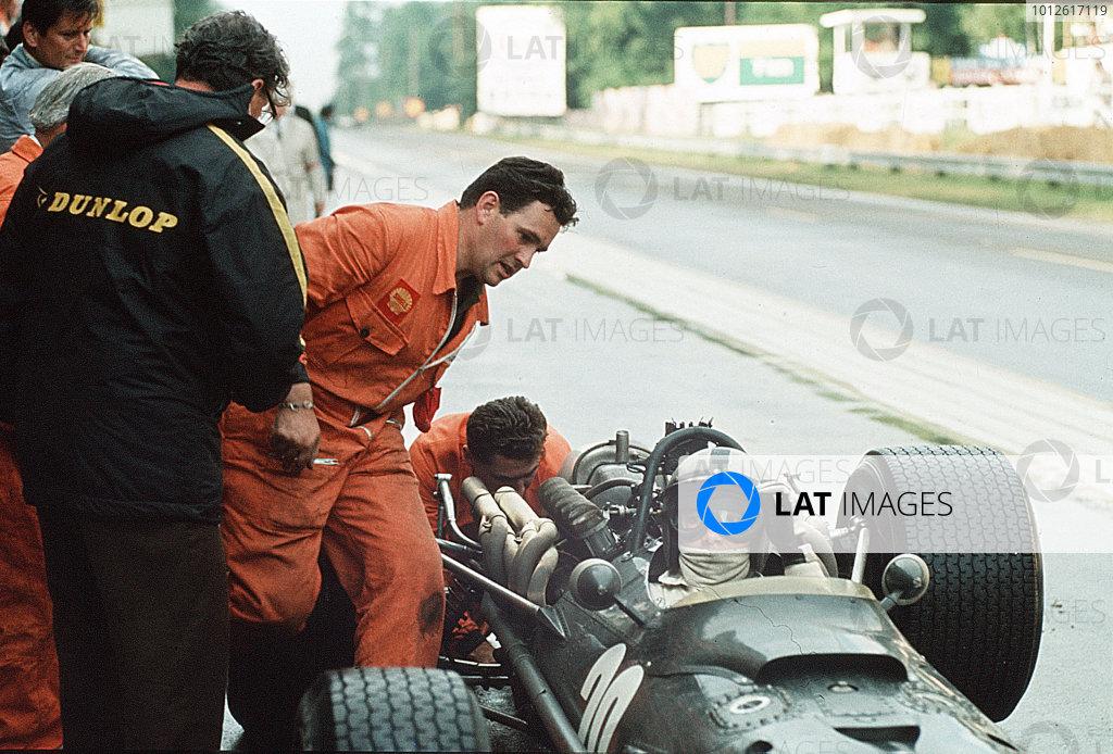 1968 French Grand Prix.