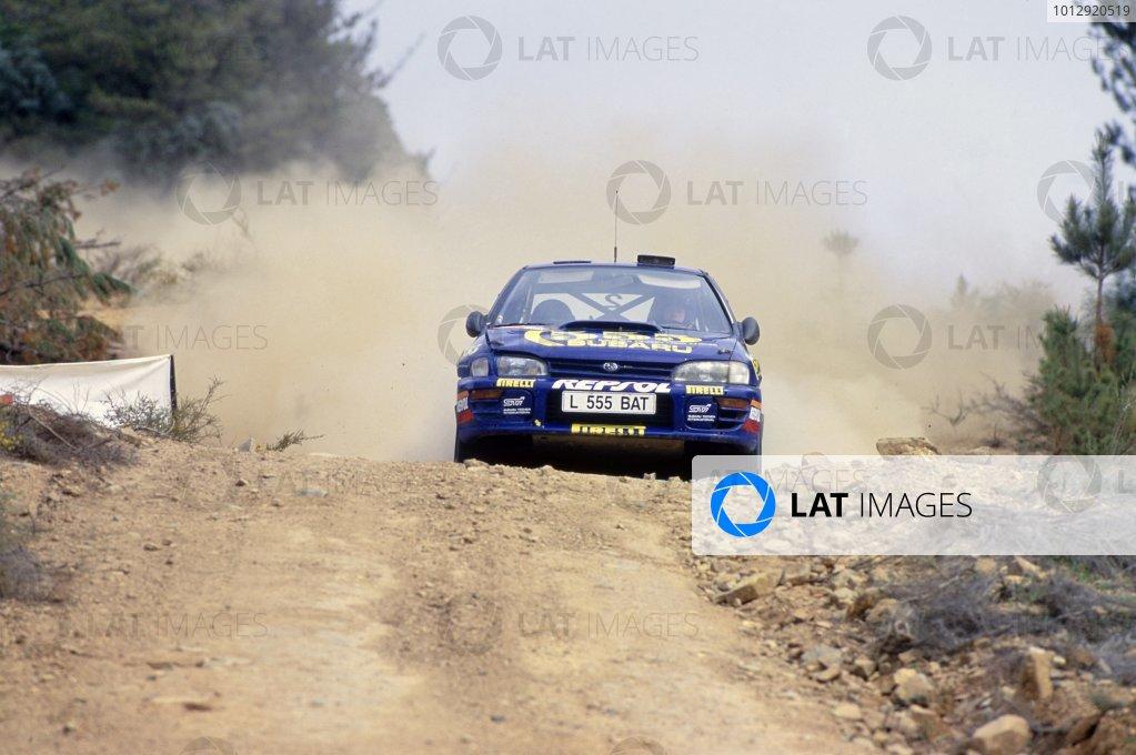 1994 World Rally Championship (F2).