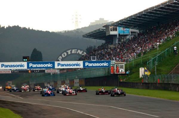 2003 Formula Nippon Championship