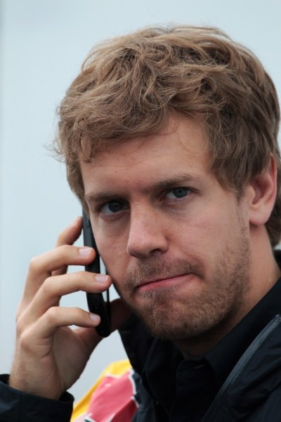 Sebastian Vettel (GER) Red Bull Racing.Formula One World Championship, Rd 8, Canadian Grand Prix, Preparations, Montreal, Canada, Thursday 10 June 2010.