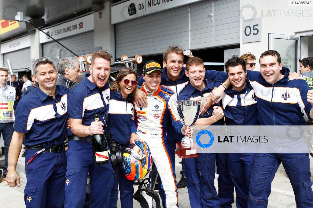 GP3 Round 2 - Red Bull Ring, Austria