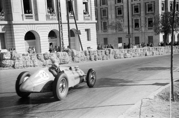 Yves Giraud-Cabantous, Talbot-Lago T26C.