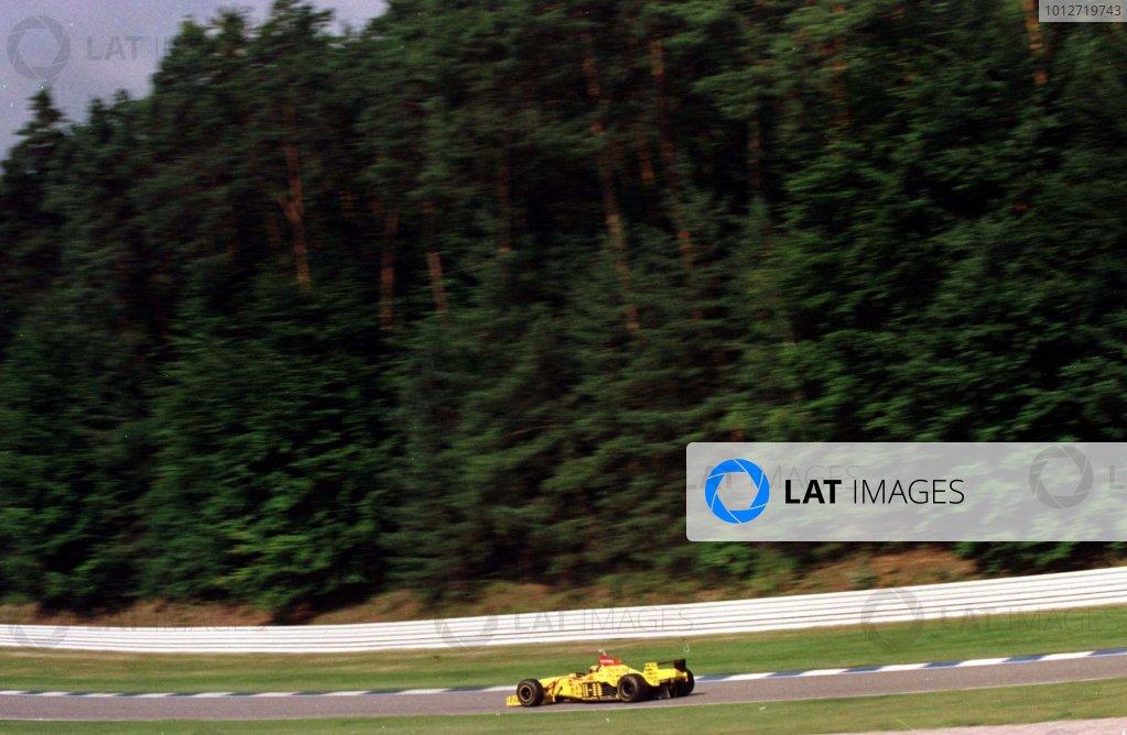 1997 German Grand Prix.
