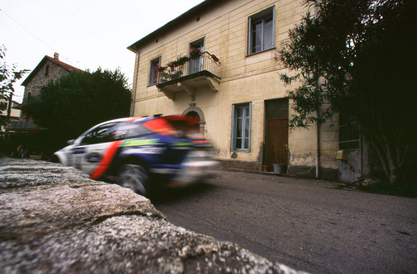 2001 FIA World Rally Champs