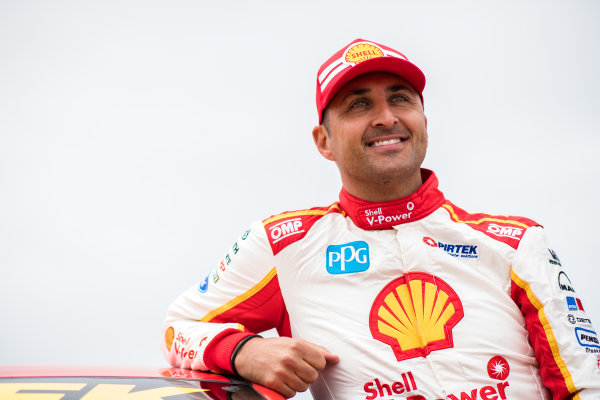 2017 Supercars Championship Round 10.  Sandown 500, Sandown Raceway, Springvale, Victoria, Australia. Thursday 14th September to Sunday 17th September 2017. Fabian Coulthard, Team Penske Ford.  World Copyright: Daniel Kalisz/LAT Images Ref: Digital Image 140917_VASCR10_DKIMG_0451.jpg