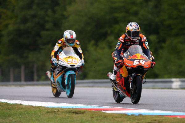 2017 Moto3 Championship  - Round 10 Brno, Czech Republic Sunday 6 August 2017 Bo Bendsneyder, Red Bull KTM Ajo World Copyright: Gold and Goose / LAT Images ref: Digital Image 51007