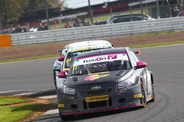 2017 British Touring Car Championship, Silverstone, Northants, UK. 16th-17th September 2017 Dave Newsham (GBR) BTC Norlin Racing Chevrolet Cruze World copyright. JEP/LAT Images